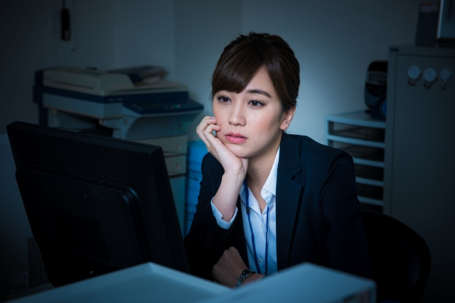 働き女子 悩み